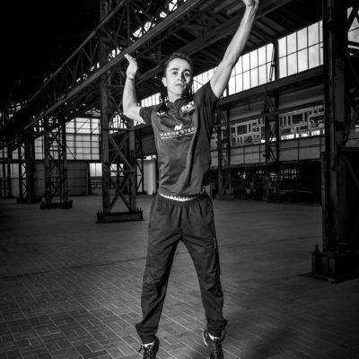 Nederland, Dordrecht, 20-01-2018 Dordtsport, Sportverkiezing 2017 portretten van sporters in de Biesboshal Dordtyart Foto: Ronald van den Heerik